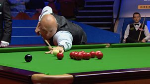 Snooker: World Championship - 2021: Day 13: Afternoon Session
