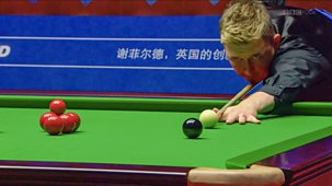 Snooker: World Championship - 2021: Day 13: Evening Session