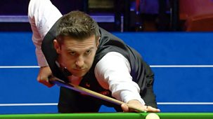 Snooker: World Championship - 2021: Day 14: Morning Session