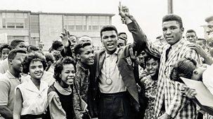 In Ten Pictures - Series 1: 5. Muhammad Ali