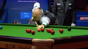 Snooker: World Championship - 2021: Day 14: Afternoon Session