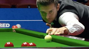Snooker: World Championship - 2021: Day 14: Evening Session