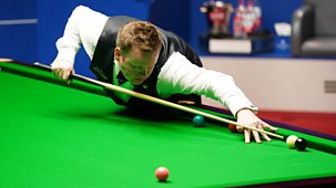 Snooker: World Championship - 2021: Day 15: Morning Session