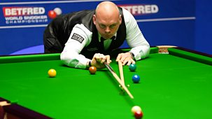 Snooker: World Championship - 2021: Day 15: Afternoon Session