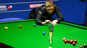 Snooker: World Championship - 2021: Day 15: Evening Session