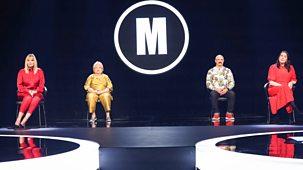 Celebrity Mastermind - 2020/21: Episode 14
