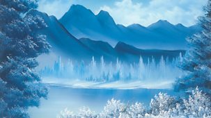 The Joy Of Painting - Series 4: 18. Wintertime Blues
