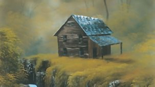 The Joy Of Painting - Series 4: 17. Deep Wilderness Home