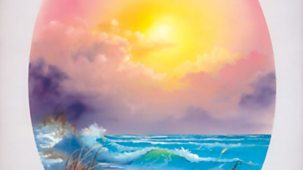 The Joy Of Painting - Series 4: 19. Pastel Seascape