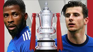Fa Cup - 2020/21: The Road To Wembley