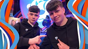 Blue Peter - Ollie And Jacob Live In Studio