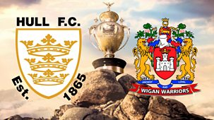 Rugby League: Challenge Cup - 2021: Quarter-final: Hull Fc V Wigan