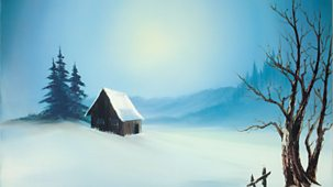 The Joy Of Painting - Series 4: 21. Frosty Winter Morn