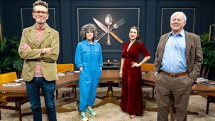 Great British Menu - Series 16: 26. The Finals: Fish Course