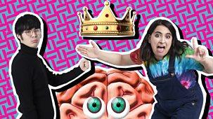 Don't Blame Me, Blame My Brain - Series 1: 4. Rock Paper Scissors