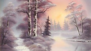 The Joy Of Painting - Series 4: 27. Wintertime Discovery