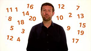 Bitesize: 7-9 Year Olds - Week 6: 8. Teacher Talks: Maths - Counting In Threes