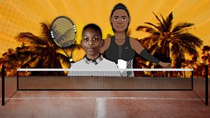 Our Black History Heroes - Series 1: 5. Serena Williams
