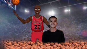 Our Black History Heroes - Series 1: 8. Michael Jordan