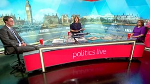 Politics Live - 24/05/2021