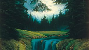 The Joy Of Painting - Series 4: 28. Valley Waterfall
