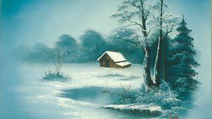 The Joy Of Painting - Series 4: 31. Frozen Beauty In Vignette
