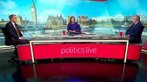 Politics Live - 25/05/2021