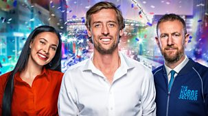 Crouchy's Year-late Euros: Live - Series 1: Episode 2