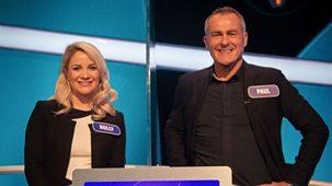 Pointless Celebrities - Series 14: Presenters