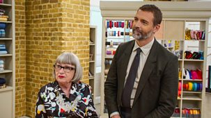 The Great British Sewing Bee - Series 7: Episode 9