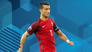 Euro 2020 - Match Of The Day Top 10: Greatest Euros Attackers