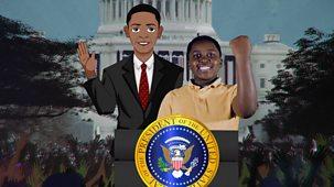Our Black History Heroes - Series 1: 10. Barack Obama