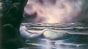 The Joy Of Painting - Series 4: 32. Crimson Tide