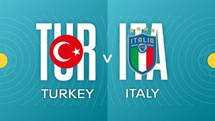 Euro 2020 - Turkey V Italy