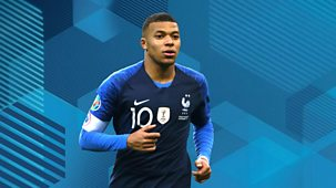 Match Of The Day Top 10 - Series 3: Stars Of Euro 2020