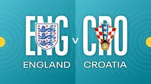 Euro 2020 - England V Croatia