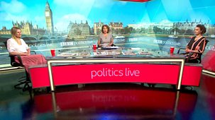 Politics Live - 08/06/2021