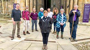 Songs Of Praise - Durham Pilgrimage