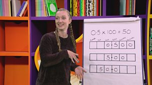 Bitesize: 9-11 Year Olds - Maths: 93. Fractions, Decimals And Percentages