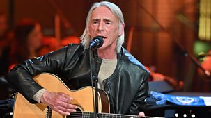Paul Weller Live At The Barbican - Episode 19-06-2021