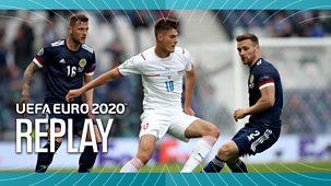 Euro 2020 - Replay: Scotland V Czech Republic
