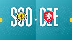 Euro 2020 - Scotland V Czech Republic