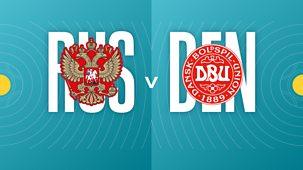 Euro 2020 - Russia V Denmark