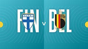 Euro 2020 - Finland V Belgium