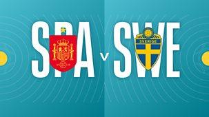 Euro 2020 - Spain V Sweden