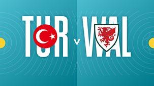 Euro 2020 - Turkey V Wales