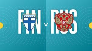Euro 2020 - Finland V Russia