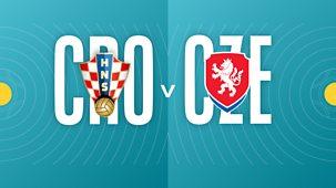 Euro 2020 - Croatia V Czech Republic