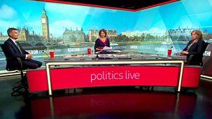Politics Live - 15/06/2021