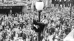 Diary Days - Ve Day - 8 May 1945
